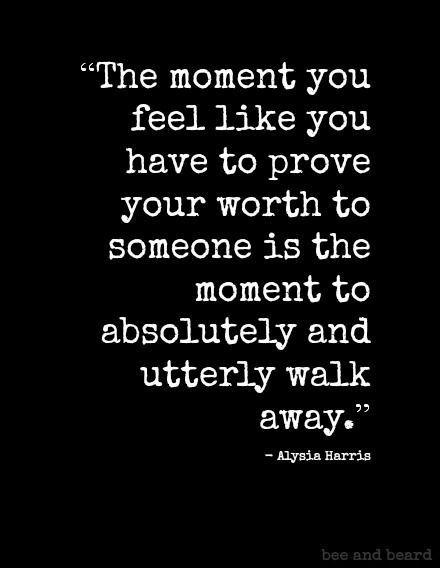 Self-Esteem, Self-Value, Self-Worth [Photo Quotes] | BCSTARKS.com
